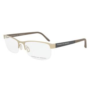 Porsche Design P8242 B Beige Eyeglasses Frame