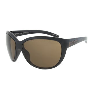 Porsche Design P8524 A Oval Sunglasses