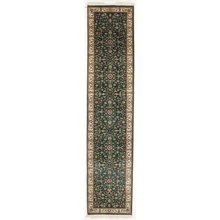 Hand Knotted Flat Weave Runner (2'6 x 12')