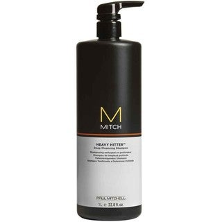 Paul Mitchell Mitch Heavy Hitter Deep Cleansing 33.8-ounce Shampoo