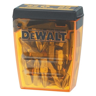 "Dewalt DW2002B25 #2 1"" Phillips Bit Tip 25 Piece Set"