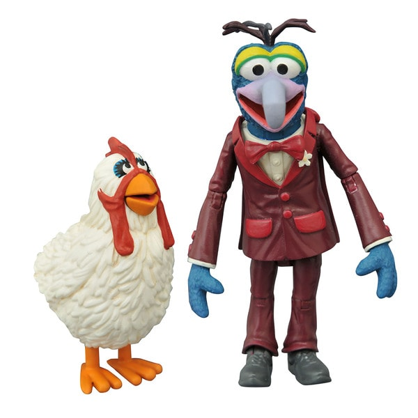 Diamond Select Toys Muppets Select Series 1 Gonzo/Camilla Action Figure