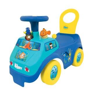 Kiddieland Disney PIXAR Finding Dory Light n' Sound Activity Ride-On
