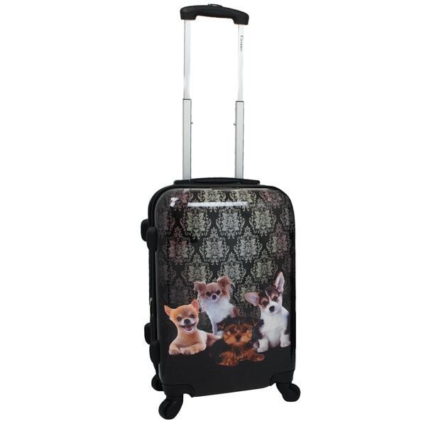 Shop Chariot Doggies 20 Inch Hardside Lightweight Upright