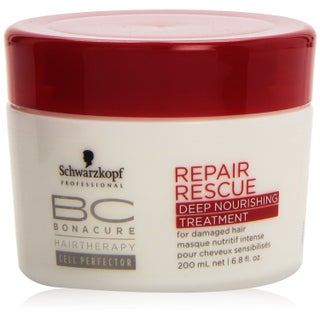 Schwarzkopf Professional Bonacure Repair Rescue 6.8-ounce Treatment
