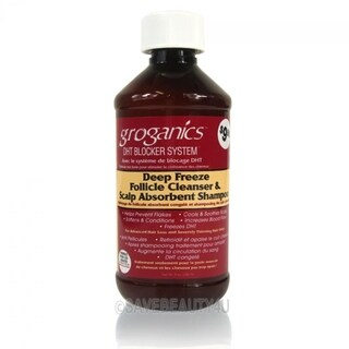 Groganics Deep Freeze 8-ounce Shampoo