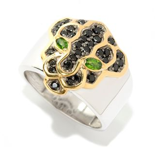 Michael Valitutti Men's Tiger Ring