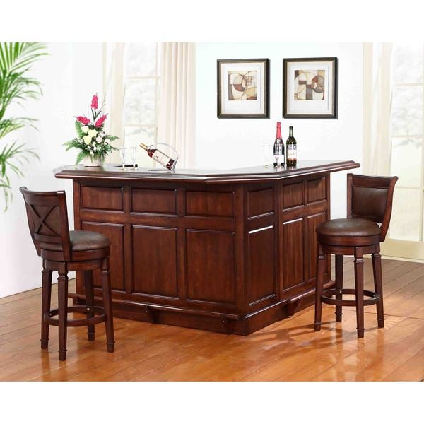 Whitaker Furniture Distressed Home Bar Free Shipping Today 18483707