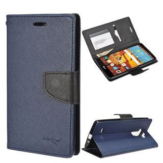 Insten Leather Case Cover with Stand/ Wallet Flap Pouch/ Photo Display For LG G Stylo