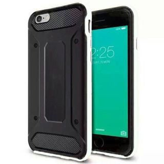 Insten Hard Snap-on Dual Layer Hybrid Case Cover For Apple iPhone 6 Plus/6s Plus