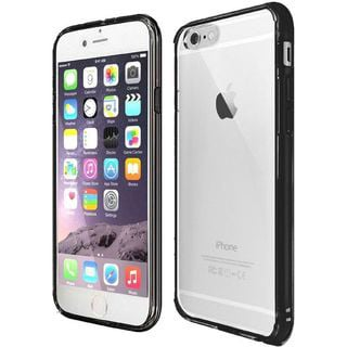 Insten Hard Snap-on Dual Layer Hybrid Crystal Case Cover For Apple iPhone 6 Plus/6s Plus