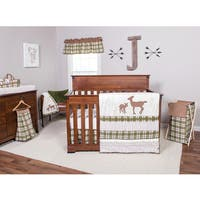 Trend Lab Deer Lodge 3-piece Crib Bedding Set