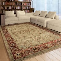 Copper Grove Gouraud Border Area Rug - 7'10 x 10'10