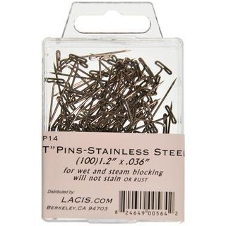 T-Pins 1.2 100/Pkg