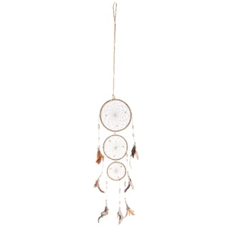 Colors of The Earth Hemp Dream Catcher (Nepal)