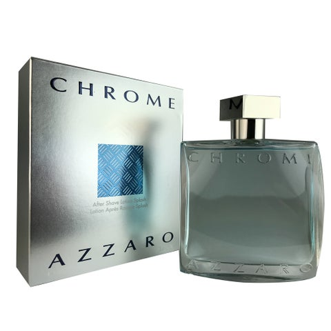 Azzaro Chrome Men's 3.3-ounce Aftershave