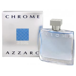 Azzaro Chrome Men's 3.3-ounce Aftershave|https://ak1.ostkcdn.com/images/products/11541291/P18487277.jpg?impolicy=medium