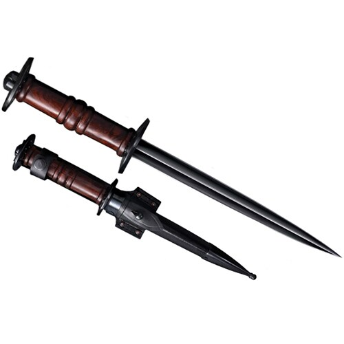 Cold Steel Tactical Rondel Dagger, 11.5in Blade