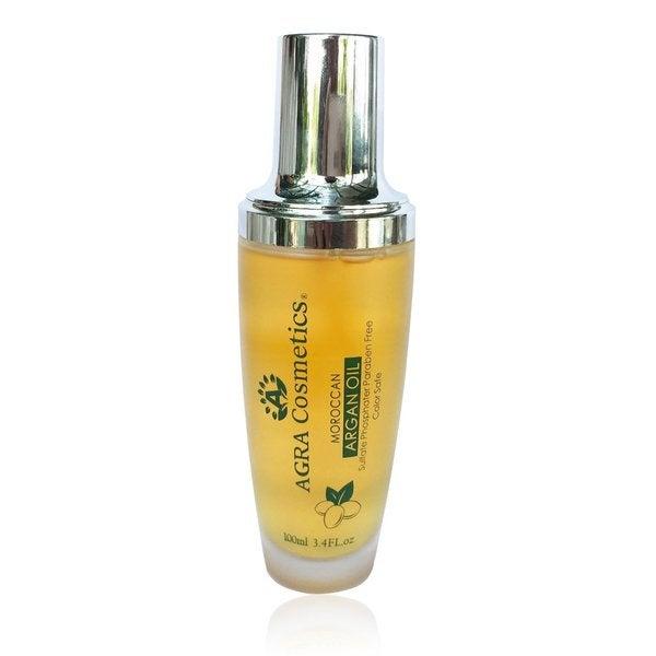 AGRA Cosmetics 3.4-ounce Moroccan Argan Oil Treatment