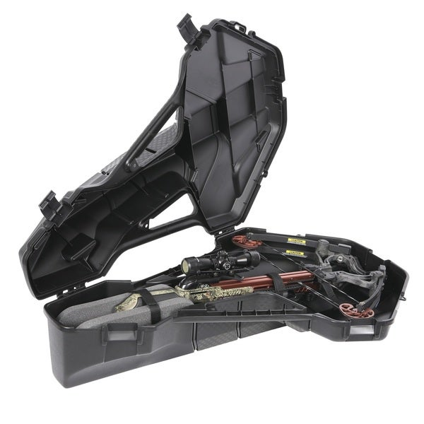 Plano Spire Compact Crossbow Case, Black