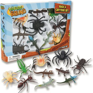 Nature Bound Bug and Critter Set (10 pc box set)
