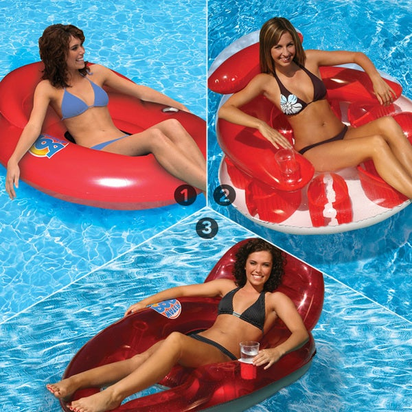 Poolmaster Water Pop Combo Red