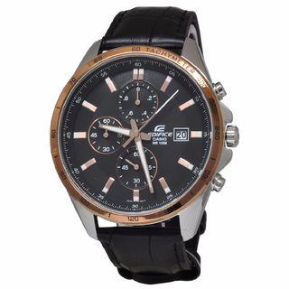 Casio Men's EFR512L-1A Edifice Black Watch