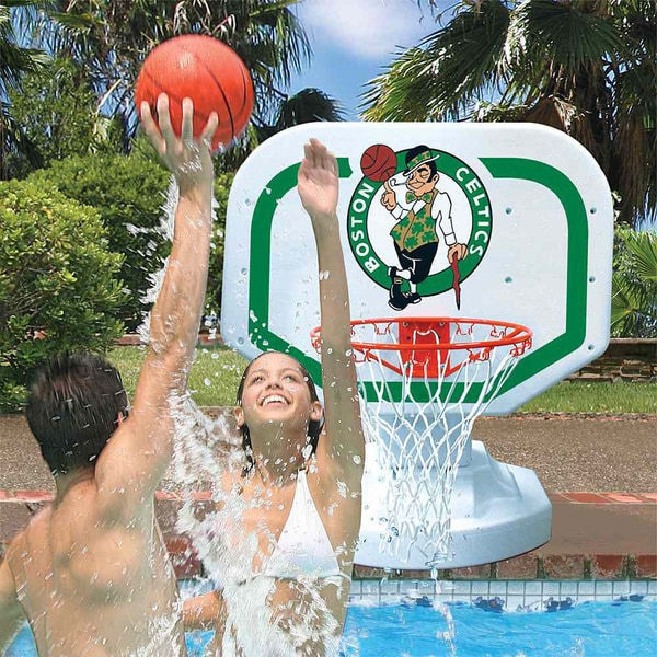 Poolmaster Boston Celtics Basketball Game