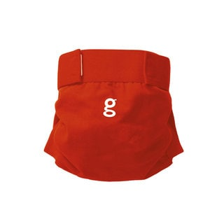 gDiapers Grateful Red Large gPants