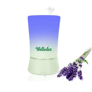 Welledia Gentle Essential Oil 150ml Compact Electric Aromatherapy Diffuser