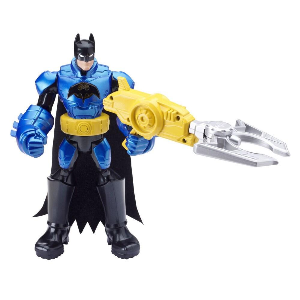 Mattel Batman Sonic Strike Batman Figure (BATM223694), Black