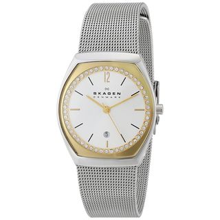 Skagen Women's SKW2050 'Asta' Crystal Stainless Steel Watch