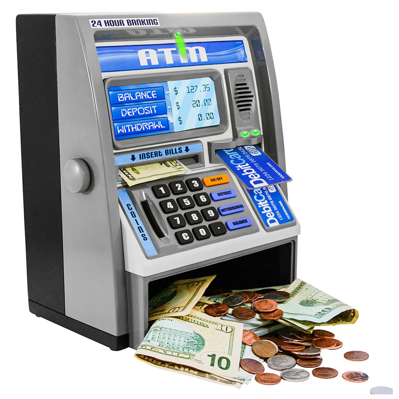 New Balance Ben Franklin ATM Bank (Talking) (G856670005506)