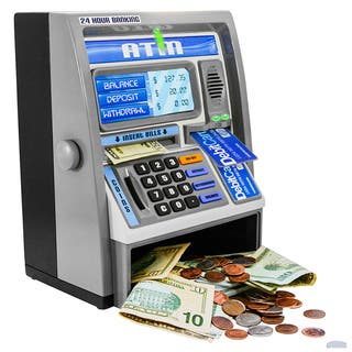 Ben Franklin ATM Bank (Talking)