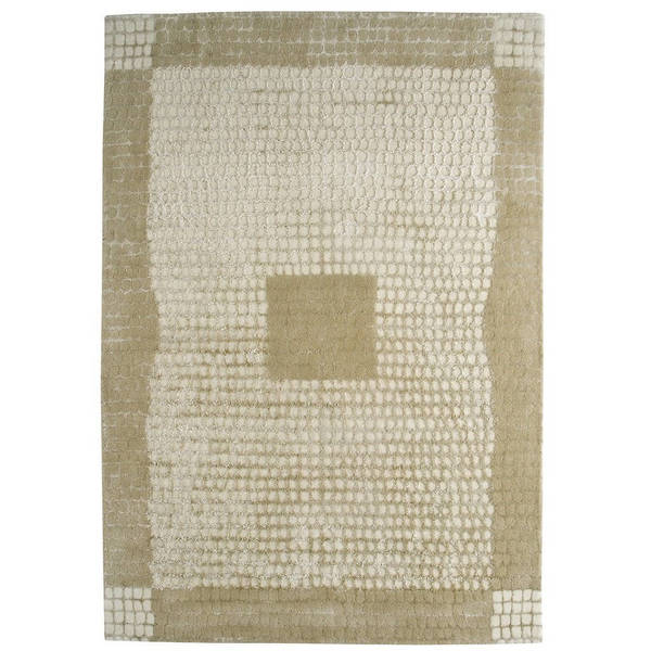 Handmade M.A.Trading Indian Marrakesh Beige Rug (8'3 x 11'6) (India)