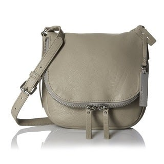 Vince Camuto Baily Ash Gray Crossbody Handbag