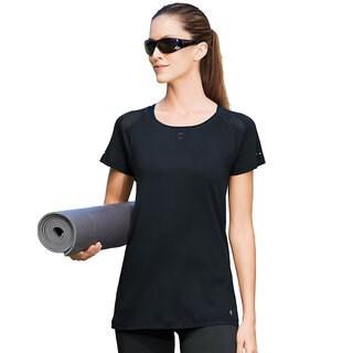 Champion Vapor Women's Seamless Mesh T-Shirt