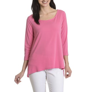 Sunny Leigh Women's Shirttail Hem Top