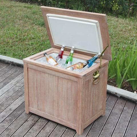 Cambridge Casual Astoria Mahogany Cooler Box