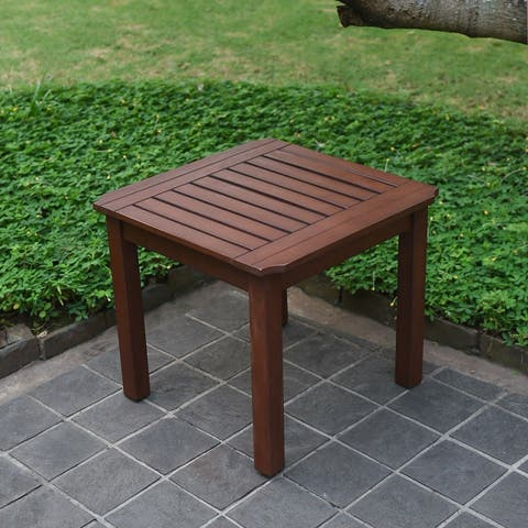 Cambridge Casual Como Square Side Table