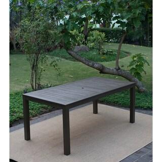 The Gray Barn Bluebird Outdoor Rectangular Dining Table