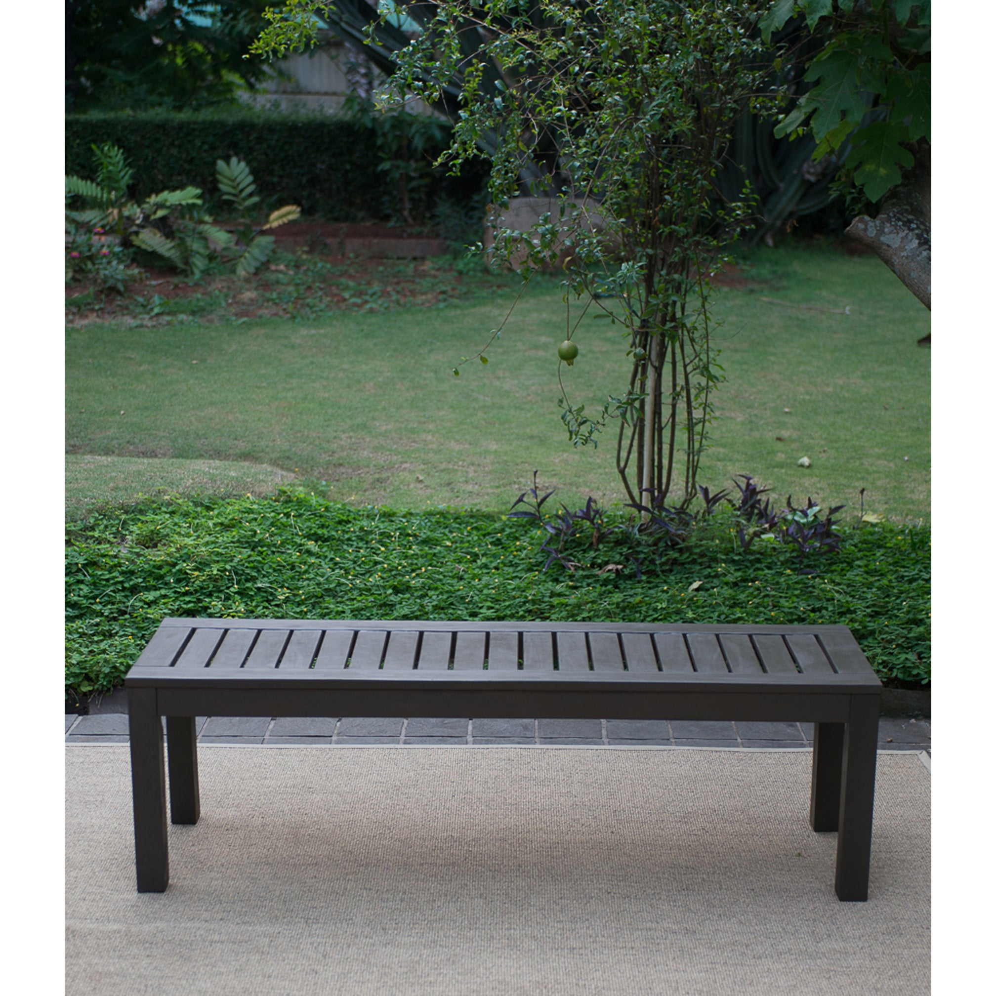Shop Alfresco Backless Bench Free Shipping On Orders Over 45
