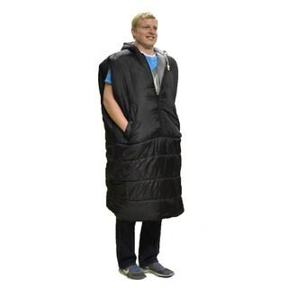 The Benchwarmer Wearable Sleeping Bag