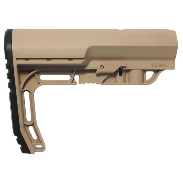 Mission First Tactical Battlelink Minimalist Stock Mil Spec FDE