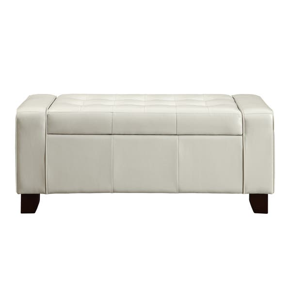 Shop Storage Bedroom Bench - Free Shipping Today - Overstock ...