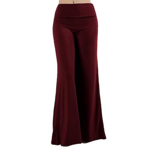 JED Women's Wide Leg Palazzo Pants