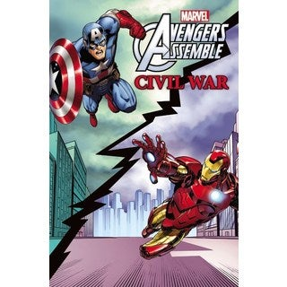 Marvel Universe Avengers Assemble: Civil War (Paperback)