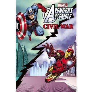 Marvel Universe Avengers Assemble: Civil War (Paperback)