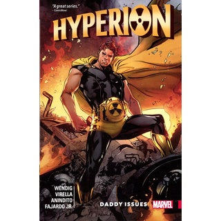 Hyperion 1: Daddy Issues (Paperback)