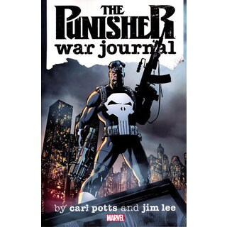 The Punisher War Journal (Paperback)